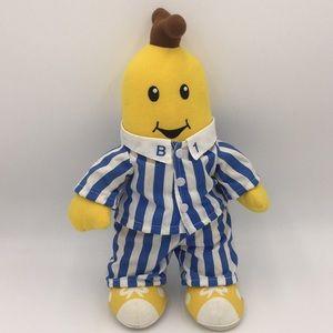 """Bananas in Pyjamas 16"""" Plush Musical Tomy 1995 Toy B1"""